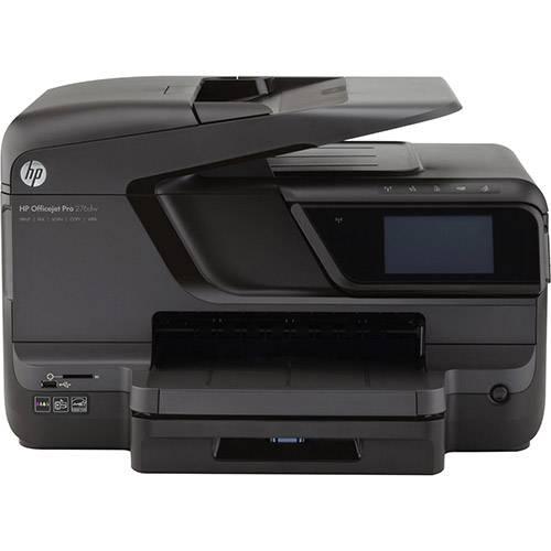 Tudo sobre 'Multifuncional Jato de Tinta HP Officejet Pro 276dw'