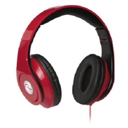 Tudo sobre 'Multilaser Headphone Vermelho Ph076'