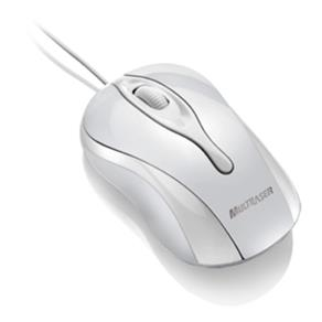 Multilaser Mouse Óptico Usb Colors Ice Mo140