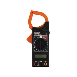 Tudo sobre 'Multimetro Plástico Alicate Amp Dig 9V 3002 Foxlux'