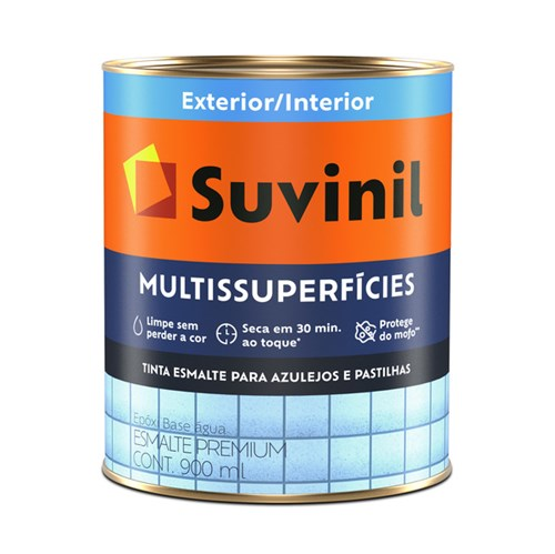 Multissuperfícies Tinta Epóxi Branca 0,9l Sulvinil