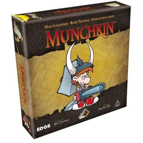 Tudo sobre 'Munchkin - Jogo Base'