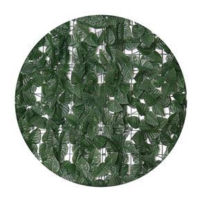 Muro Inglês com Folhas Ficus Artificial - Tamanho 2mts X1mt