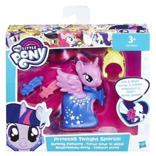 Tudo sobre 'My Little Pony Fashion Style Pinkie Pie Hasbro'