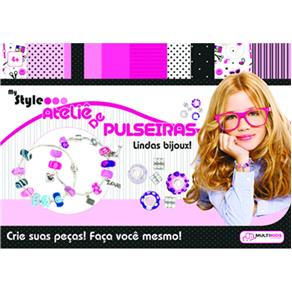 My Style Atelie de Pulseiras Br019 Multilaser