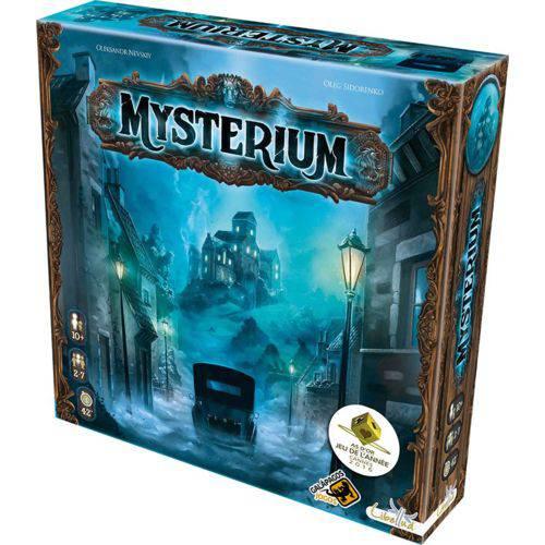 Tudo sobre 'Mysterium'