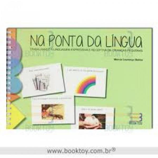 Na Ponta da Lingua - Book Toy Ed