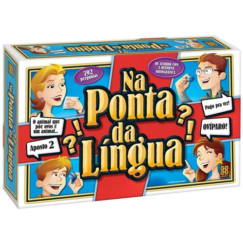 Na Ponta da Língua - Grow