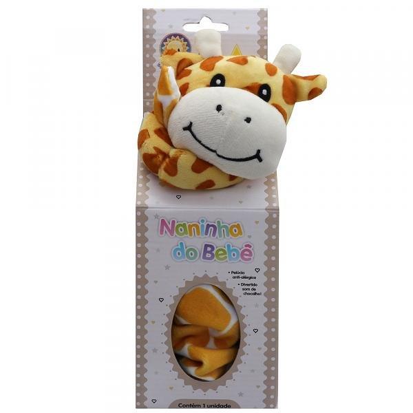 Naninha para Bebê Kitstar Girafa