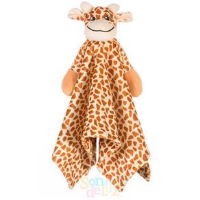 Naninha Sonho de Luz - Girafinha - Amarelo