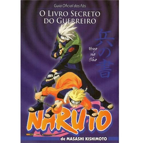 Tudo sobre 'Naruto o Livro Secreto do Guerreiro Guia Oficial dos Fãs'