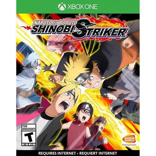 Tudo sobre 'Jogo Naruto Boruto Shinobi Striker Ps4'