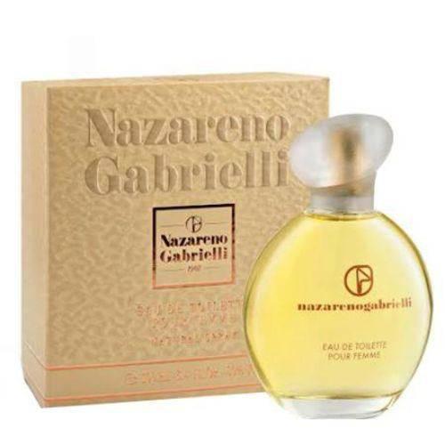 Tudo sobre 'Nazareno Gabrielli Perfume Feminino - Eau de Toilette 100ml'