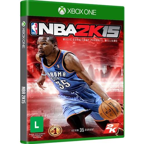 Tudo sobre 'Nba 2k15 - Xbox One'