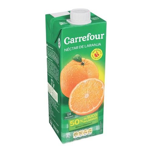 Néctar de Laranja Carrefour 1 Litro