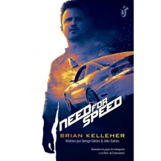 Tudo sobre 'Need For Speed - Unica'