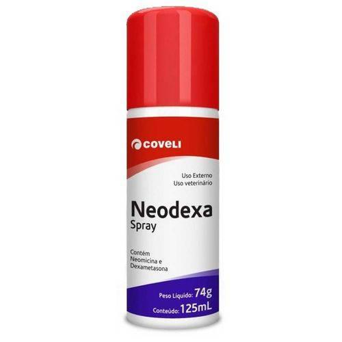 Tudo sobre 'Neodexa Spray 125ML'