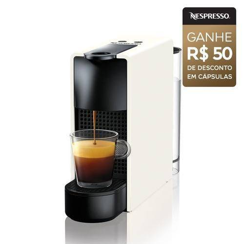 Nespresso Essenza Mini C30 Branca 220v