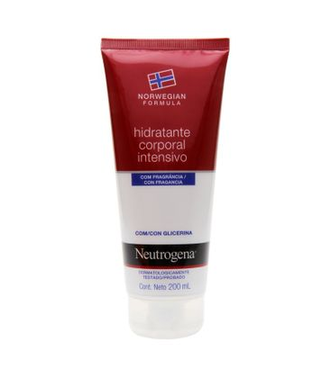 Neutrogena Norwegian Hidratante Corporal Intensivo com Fragrancia 200ml