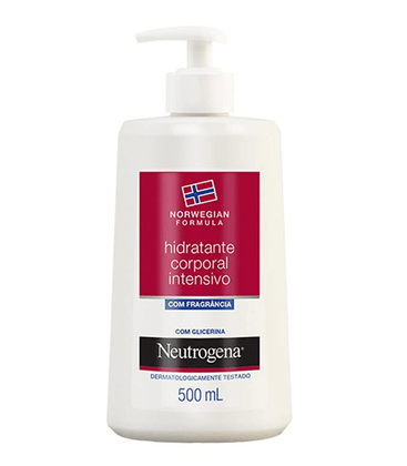 Neutrogena Norwegian Hidratante Corporal Intensivo com Fragrancia 500ml