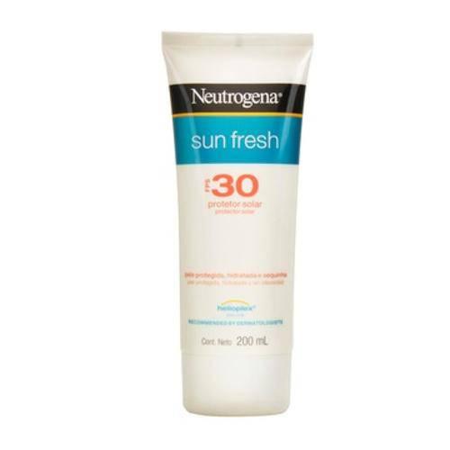 Neutrogena Sun Fresh Fps 30 - 200ml