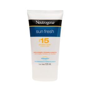 Neutrogena Sun Fresh FPS 15 - Loção Protetor Solar 120ml