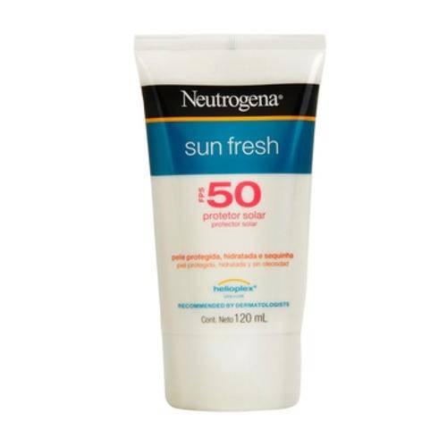 Neutrogena Sun Fresh Fps 50 - 120ml