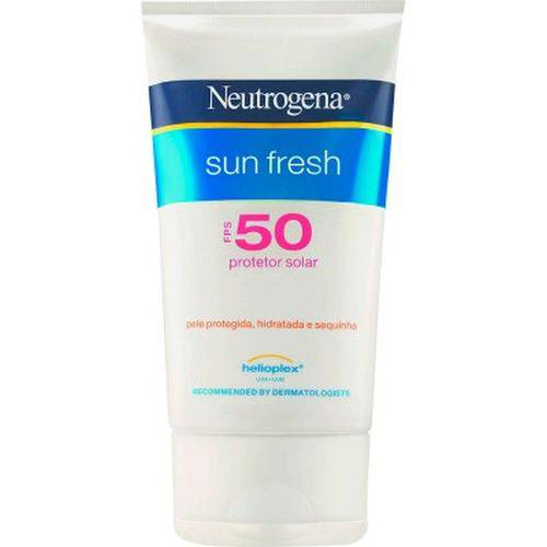 Tudo sobre 'Neutrogena Sun Fresh Fps50 120ml'