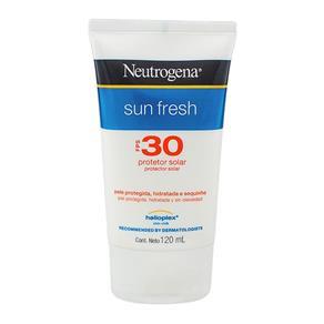Neutrogena Sun Fresh Loção Fps 30 120ml