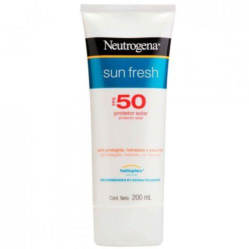 Neutrogena Sun Fresh Loção Fps 50 200mL