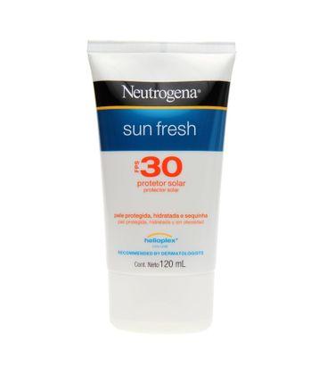 Neutrogena Sun Fresh Protetor Solar FPS 30 120ml