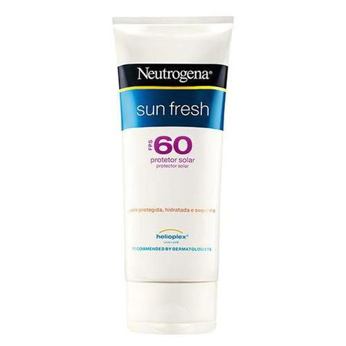 Neutrogena Sun Fresh Protetor Solar Fps 60