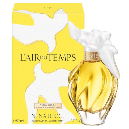 Nina Ricci Perfume Feminino L'air Du Temps Eau de Toilette 50ml