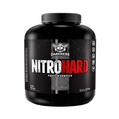 Nitro Hard 1,8kg - Morango - Integralmedica