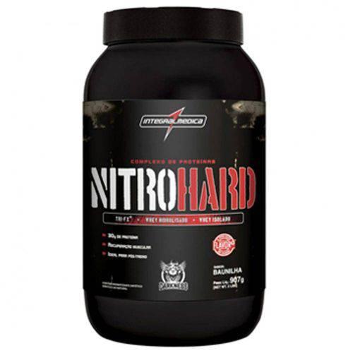 Nitro Hard - 907 G - Integralmédica - Baunilha
