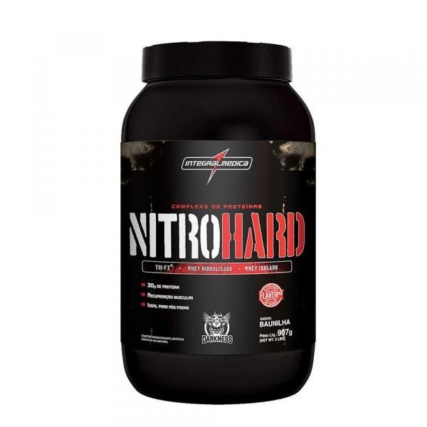 Nitro Hard 907g Baunilha - Integralmédica