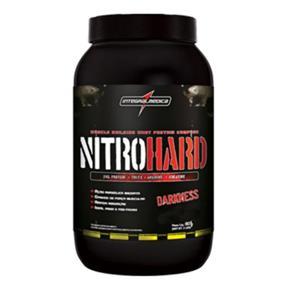 Nitro Hard 907g ? Integralmédica - Baunilha - 906 G