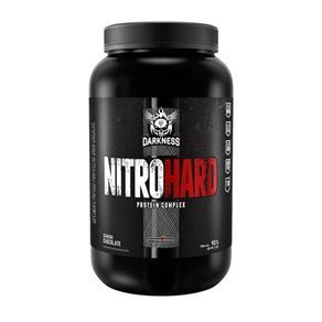 Nitro Hard Darkness 907g Baunilha Integralmedica - Baunilha - 907 G