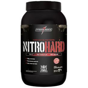 Nitro Hard IntegralMédica - 907gr - Baunilha