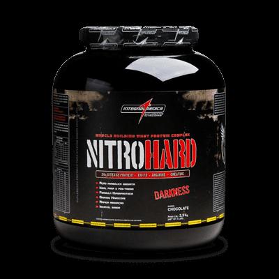 Nitro Hard - Integralmédica (907 G, MORANGO)