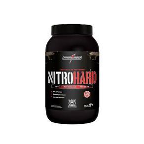 Nitro Hard Integralmedica - 907g - Morango