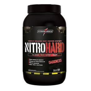 Nitro Hard - Integralmédica - Baunilha - 907 G