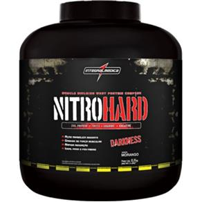 Nitro Hard - Integralmédica - Morango - 2,3 Kg