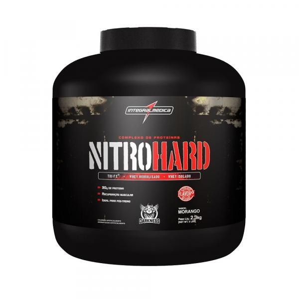 NITRO HARD 2,3kg - MORANGO - Integralmedica