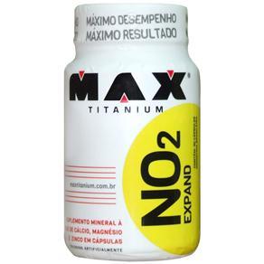 NO2 Expand Max Titanium - 90 Cápsulas