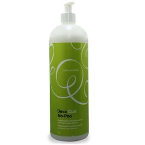 No Poo - Higenizador Condicionante Deva Curl - 355 Ml - 1000 Ml