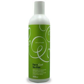 No Poo - Higenizador Condicionante Deva Curl - 355 Ml - 355 Ml