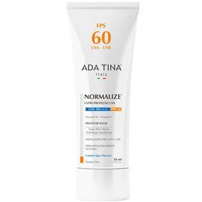 Normalize Fps 60 Ada Tina - Protetor Solar 50ml