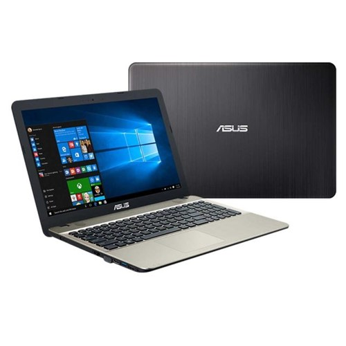 "Tudo sobre 'Notebook 15,6"" Asus X541NA Quad Core 4GB/500GB/W10 Preto'"