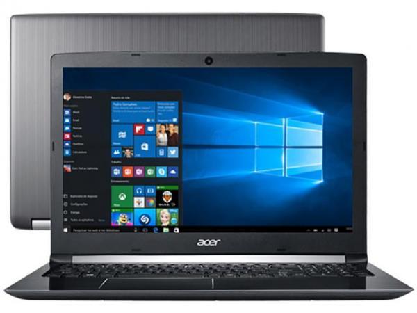 "Notebook Acer Aspire 5 A515-51-51UX Intel Core I5 - 8GB 1TB 15,6"" Windows 10"